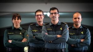 La Guàrdia Civil elabora el «perfil criminal» del pare que va segrestar les seves filles a Tenerife