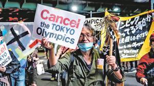 Els Jocs Olímpics de la Covid: Tòquio no té ganes de festa