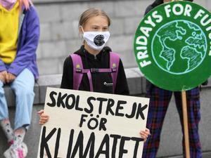 Greta Thunberg compleix 18 anys com a icona de la lluita contra el canvi climàtic