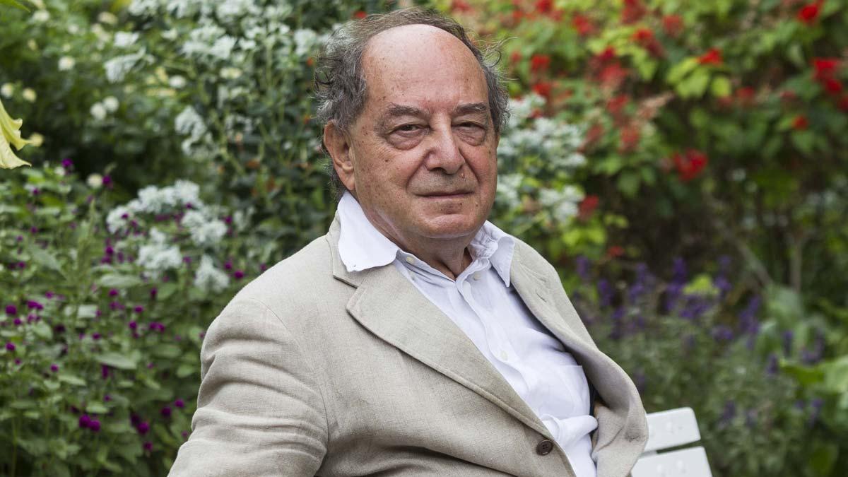 El escritor y editor Roberto Calasso.