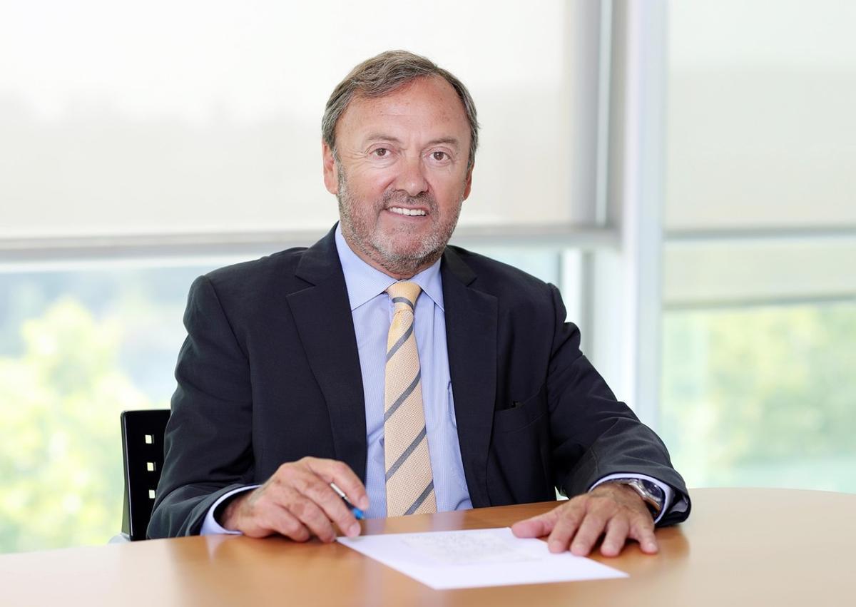 Josep Mateu, presidente del RACC.