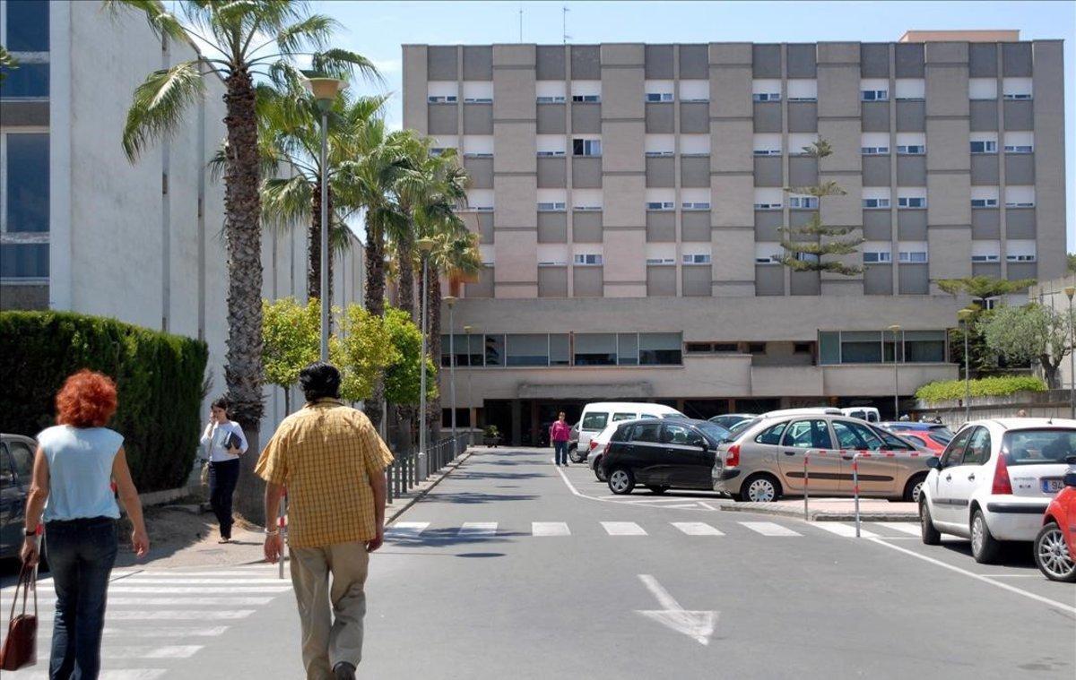 El Hospital Sant Camil de Sant Pere de Ribes.