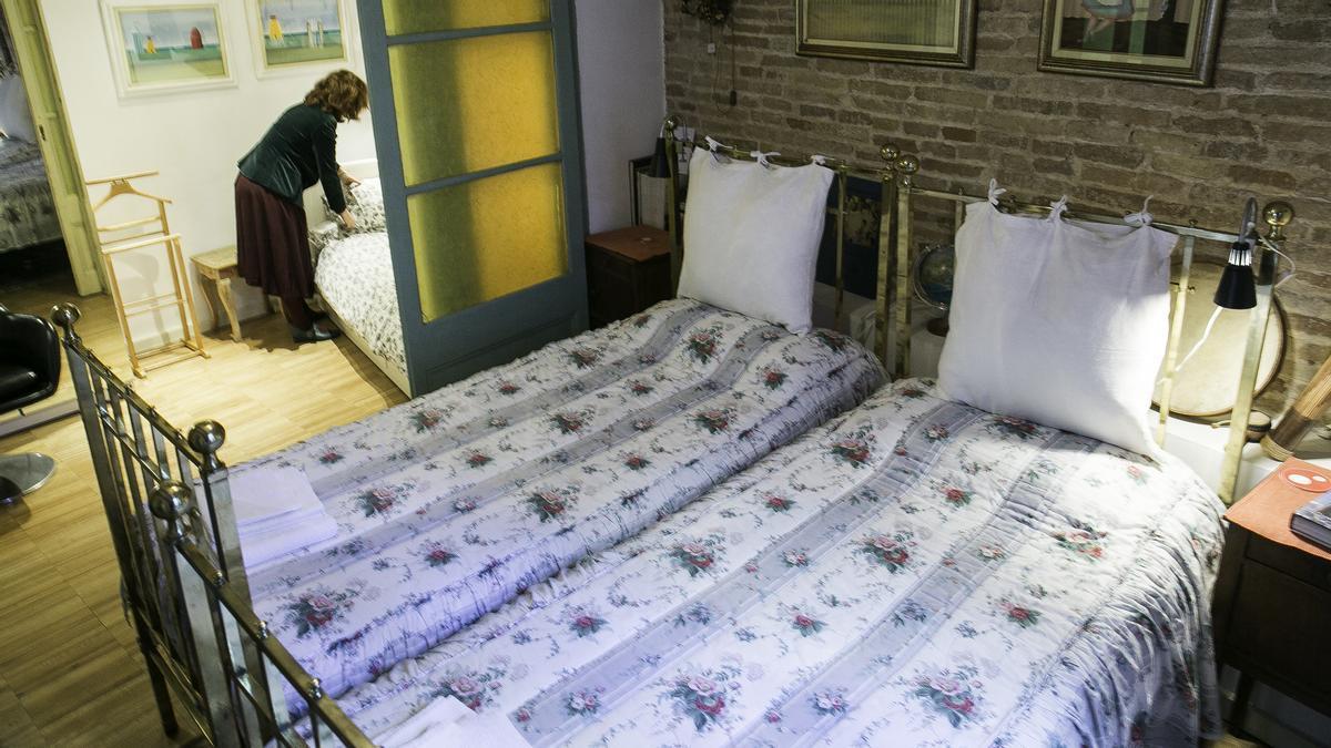 Les habitacions turístiques en pisos passen a ser sancionables a Barcelona aquest divendres
