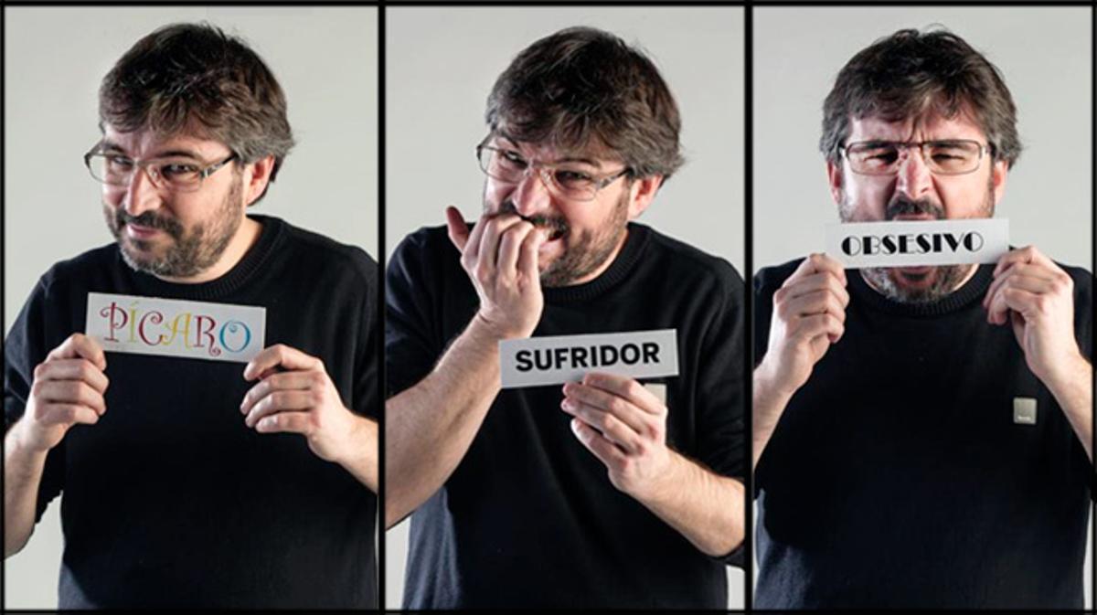 Jordi Évole en cuatro palabras para DOMINICAL