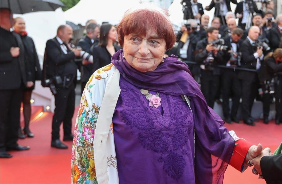 """Agnès Varda: """"Tinc el do d'aconseguir que la gent es fiï de mi"""""""
