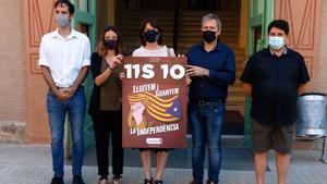 Manifestació de la Diada de Catalunya 2021: Així serà la concentració