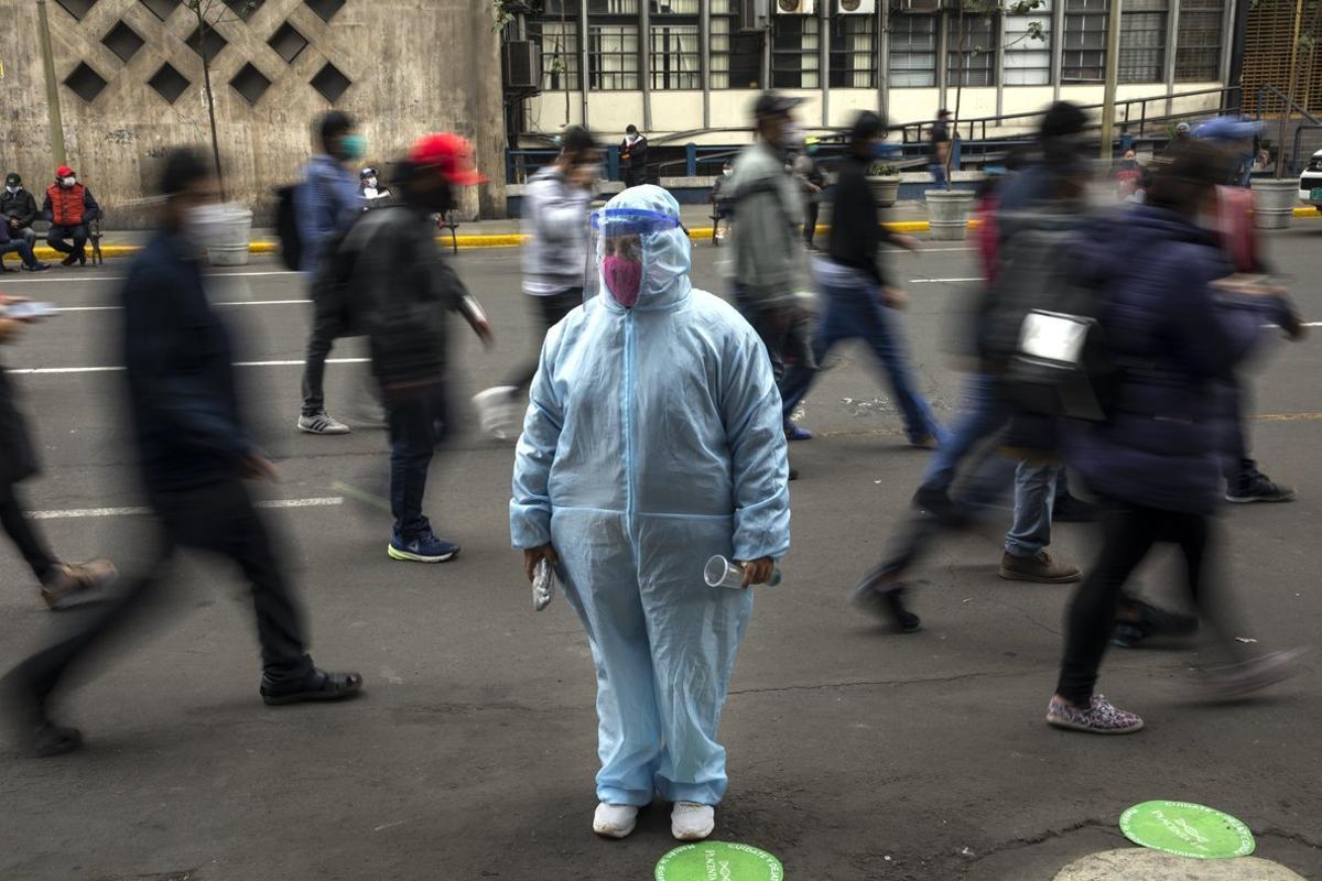 En los últimos días se ha registrado un leve aumento del virus, particularmente en Lima.