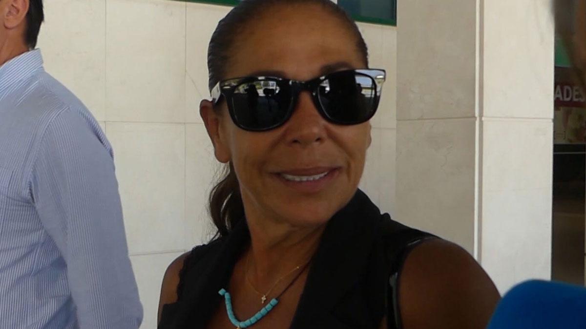 Isabel Pantoja se defiende en '¡Hola!'a través de un comunicado.