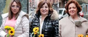 La vida después de que tu hijo muera con un cáncer: tres madres que hacen terapia juntas