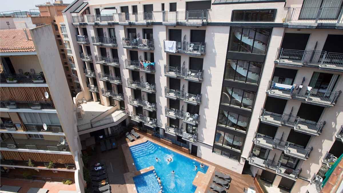 Apartamentos de vacaciones en Lloret de Mar.