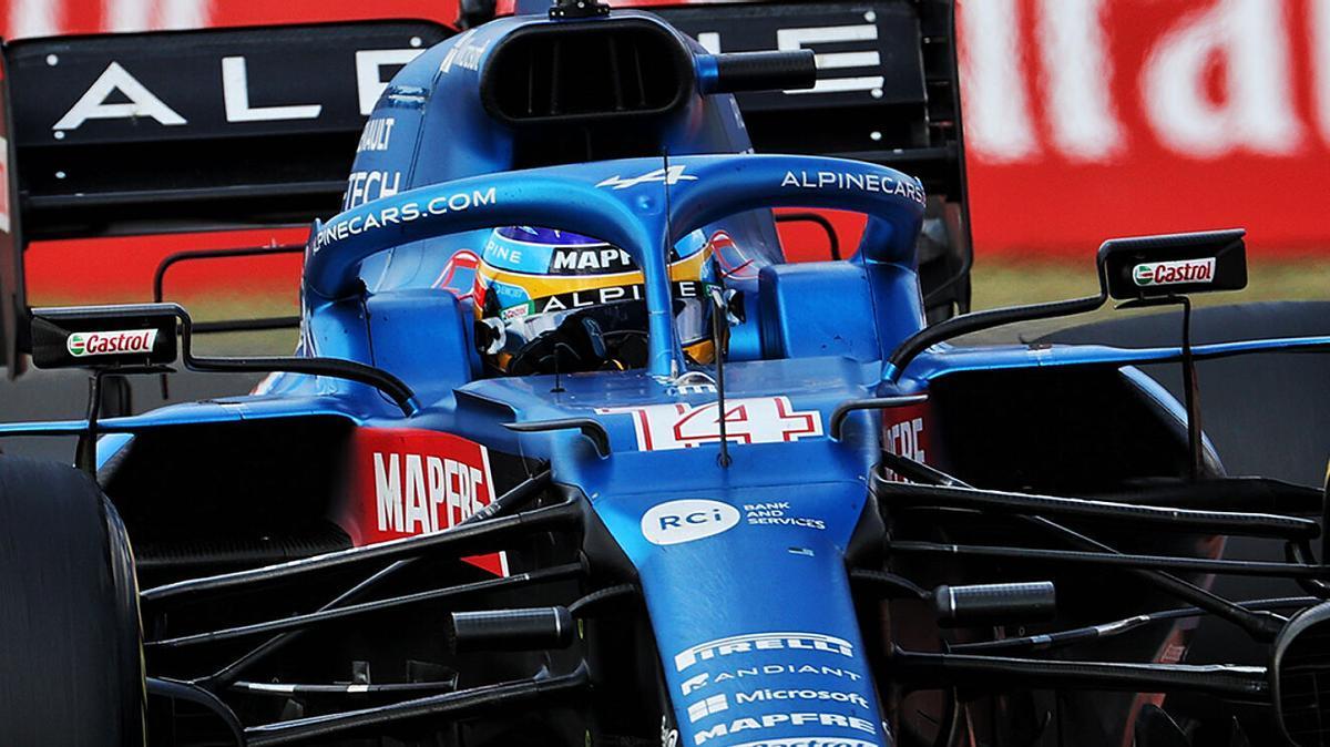 El número 14 de Fernando Alonso seguirá un año más en la Fórmula 1.