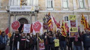 La Generalitat paga el 60% de l'extra del 2013