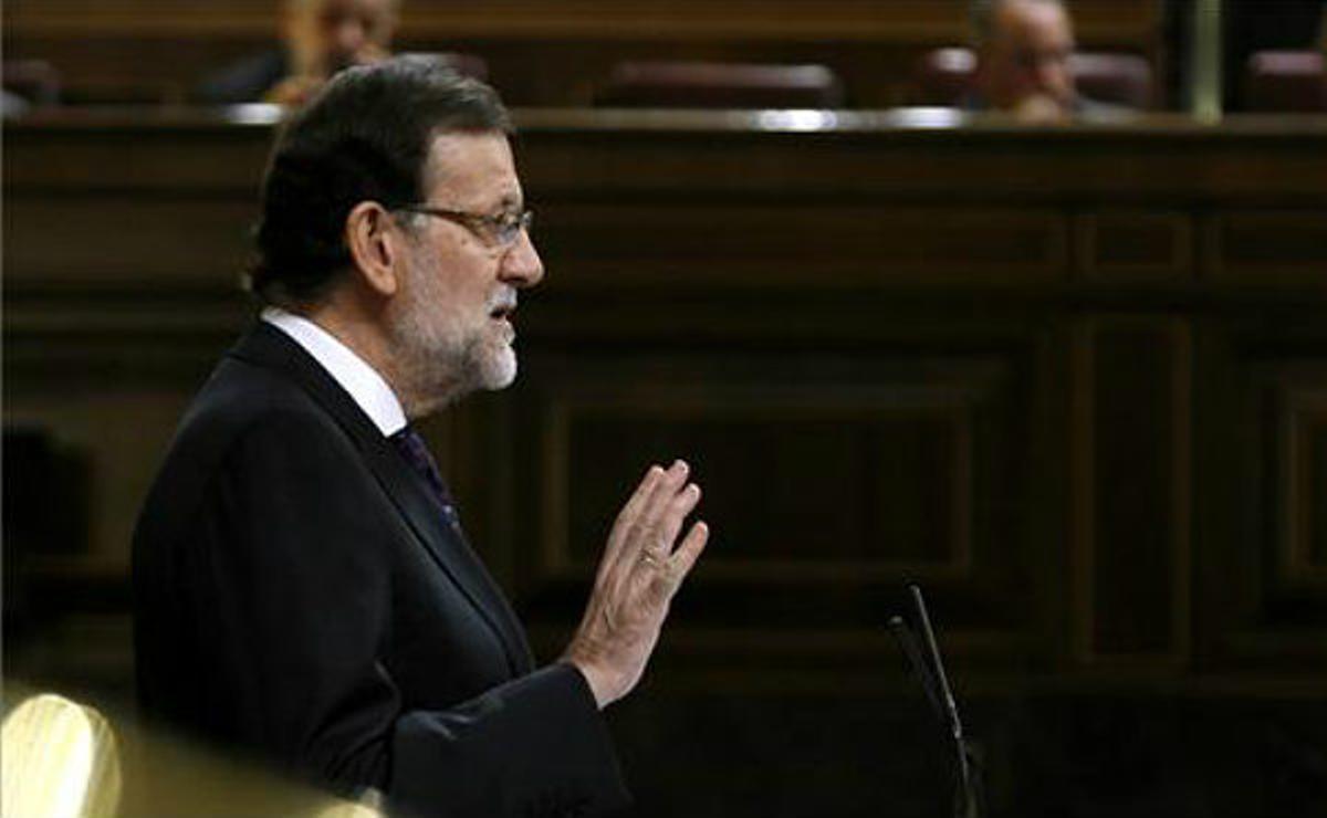 El presidente del Gobierno, Mariano Rajoy, ha anunciado que el Congreso debatirá el acuerdo alcanzado en Bruselas para las ayudas a Grecia.