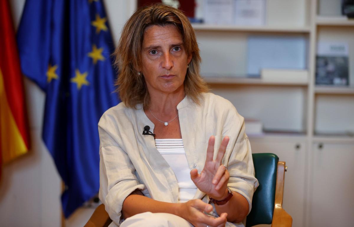 Ribera: nuevo Madrid Central podría quedar fuera del fondo de recuperación