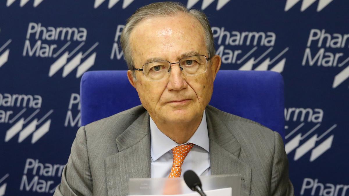 José María Fernández Sousa-Faro, presidente ejecutivo de PharmaMar.