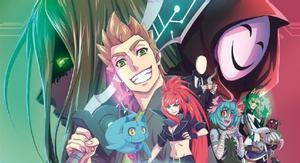 Imagen de 'Virtual Hero', la serie de El Rubius.