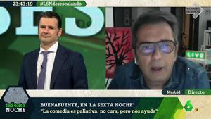 """La crítica de Buenafuente a los políticos: """"No entiendo que el país no esté unido en su momento más duro"""""""