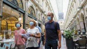 Brussel·les tanca cafès i bars durant un mes a partir de dijous
