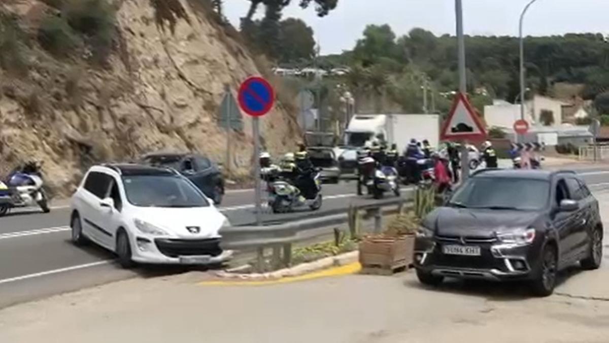 El conductor de la persecució de Mataró: «Em carregaré algun policia»