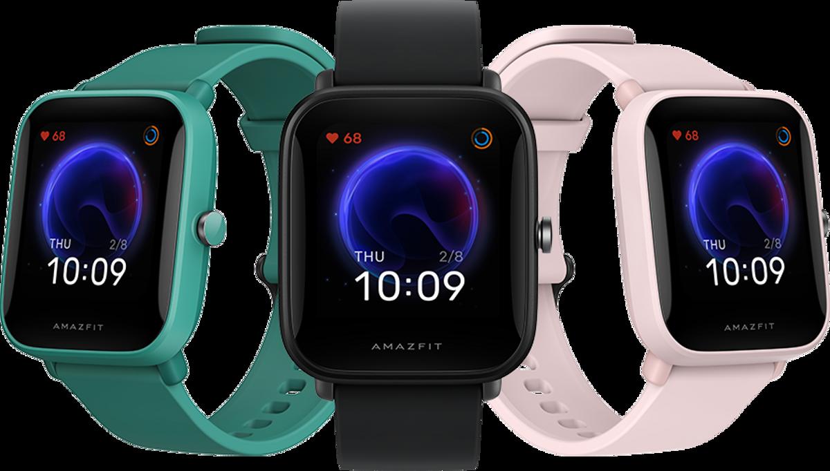 Reloj Amazfit Bip U Pro.
