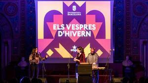 La UB ofrece flamenco contemporáneo, canción de autor, pop y minimalismo