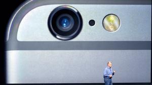 Presentación internacional del iPhone6.