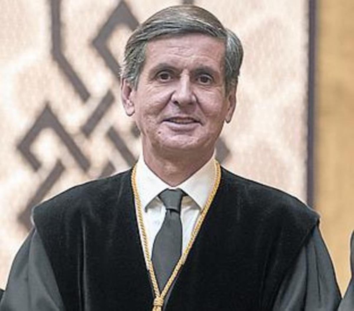 Pedro González Trevijano.