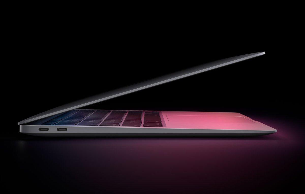 Nuevo MacBook Air.