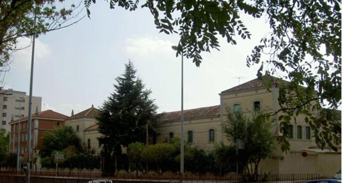 Antiguo cuartel de la Guardia Civil de Sabadell