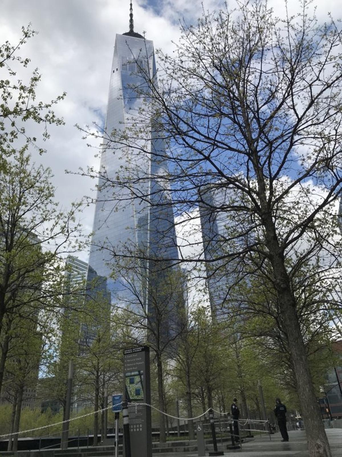 La Zona Cero de Nueva York.