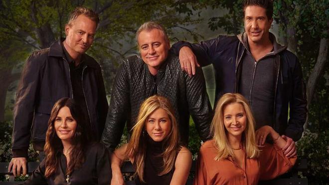 El episodio especial de Friends es un festín de lágrimas. Juan Manuel Freire nos da sus claves