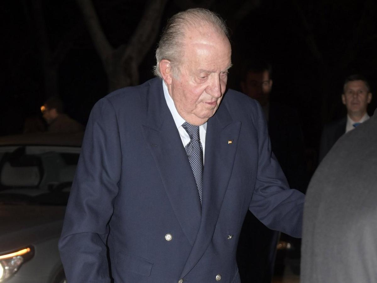 El rey emérito, Juan Carlos I, en una imagen reciente.
