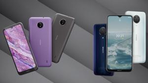 Nuevos terminales de Nokia.
