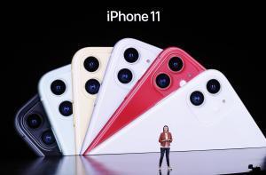 Presentación deliPhone 11 en California.