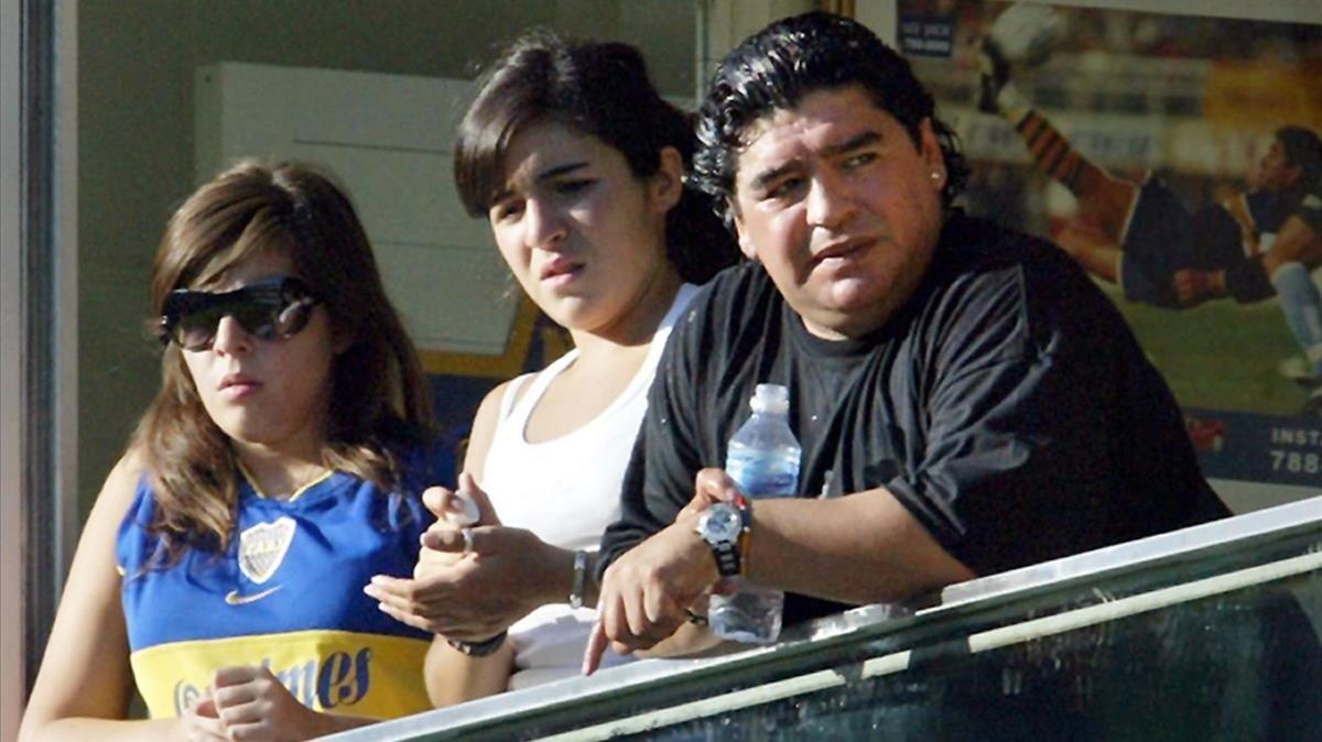 L'herència de Maradona: una llarga llista de béns i propietats