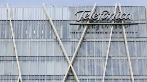 Sede de Teléfonica.