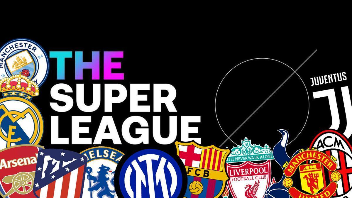 Los detalles de la Superliga de los clubs europeos.