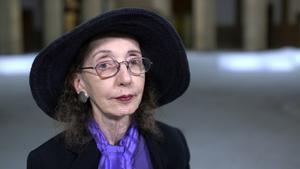 La escritora norteamericana Joyce Carol Oates, en una imagen de archivo.
