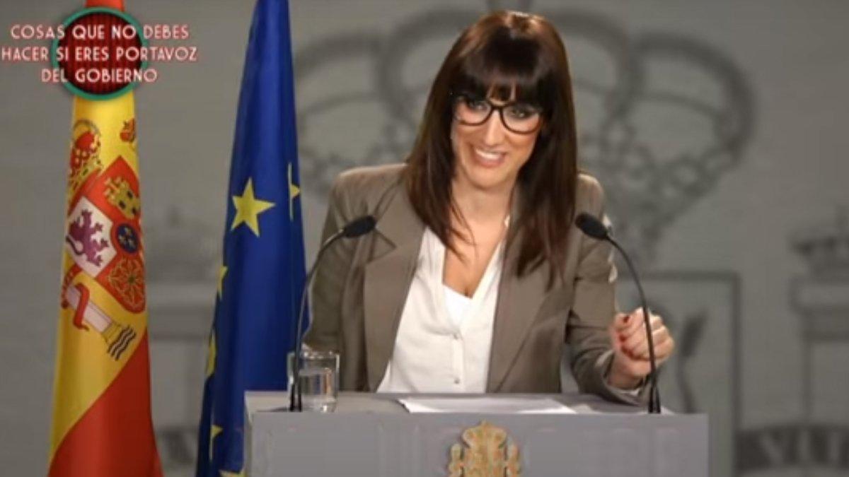 Ana Morgade.