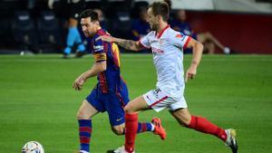 Barça i Sevilla obren les semifinals de la Copa del Rei a Telecinco