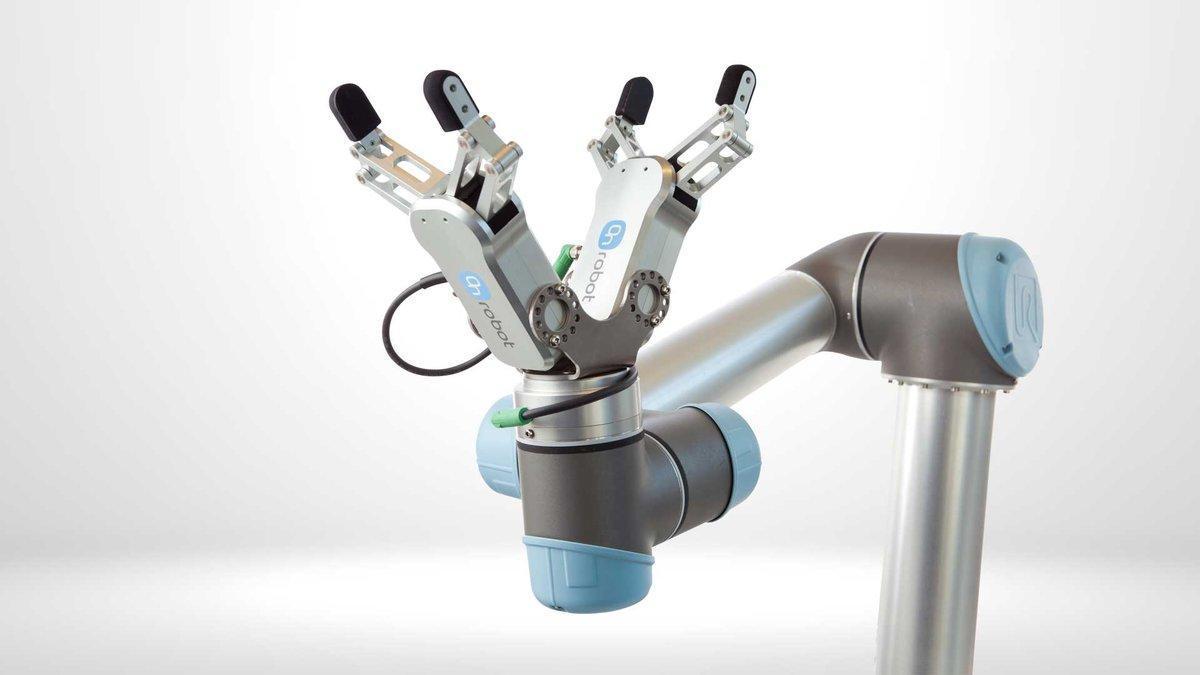 La companyia danesa de robots OnRobot obre oficina a Barcelona