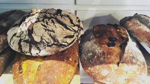 Panes de la panadería del municipio tarraconense de Nulles.
