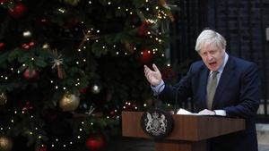 Johnson posa la directa cap al 'brexit'
