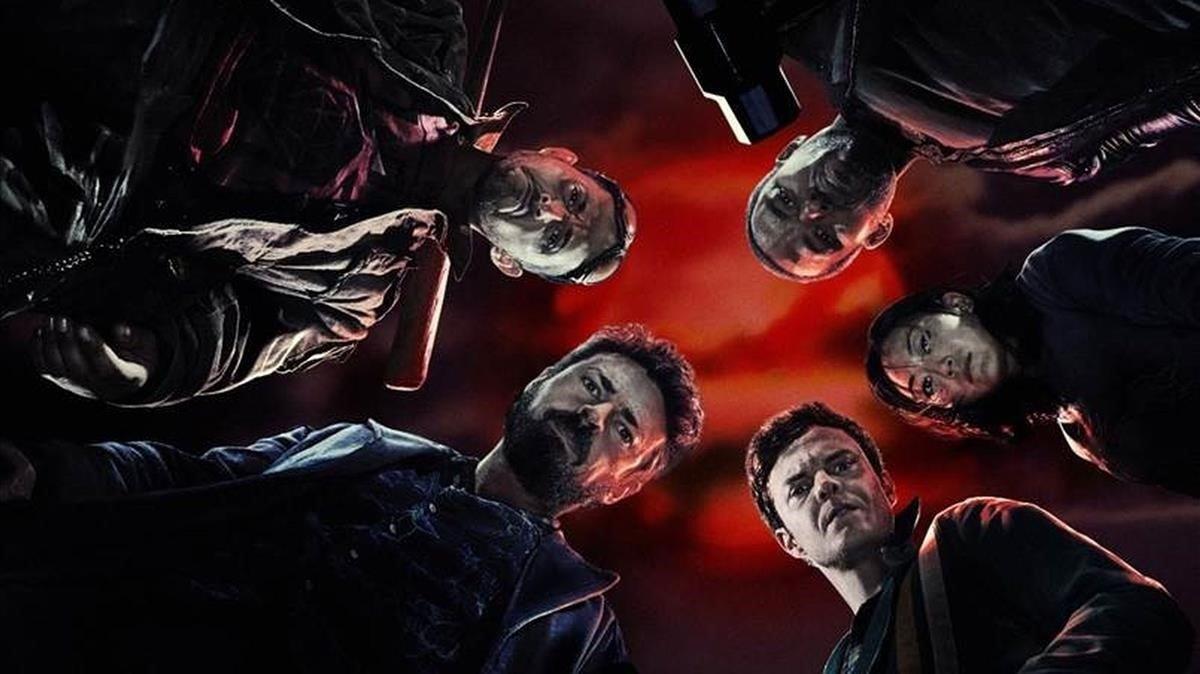 Imagen de la serie 'The boys'.