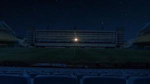 El Boca Juniors deixa il·luminada la llotja privada de Maradona