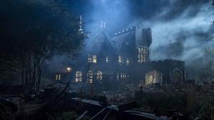 Una imagen de la serie televisiva 'La maldición de Hill House'.
