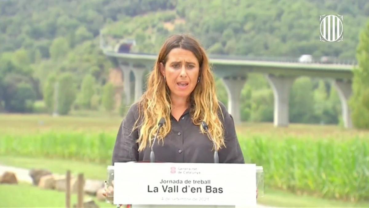"""El Govern cierra filas sobre la ampliación del aeropuerto y marca la Ricarda como """"línea roja"""""""
