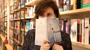 BARCELONA 20 11 2020 Contarportada Encuentro con MARIANA SARRIAS  directora de BYRON  una nueva libreria que se abre este mismo viernes  FOTO de RICARD CUGAT