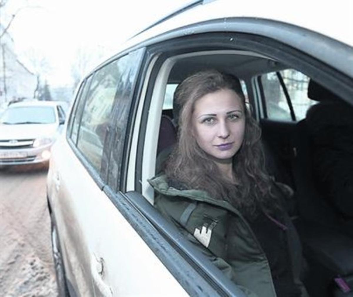 Las Pussy Riot cargan contra Putin tras salir de prisión