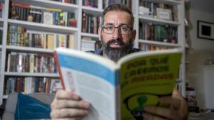 Ramon Nogueras, psicólogo y autor de 'Por qué creemos en mierdas' (Kailas Psicología, 2020)
